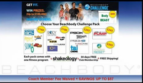 Get Paid For Referrals – My Beachbody Coach Promotion!