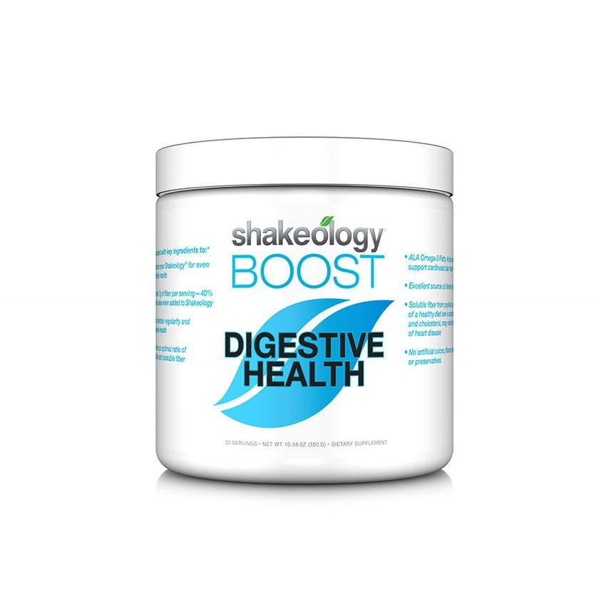 Shakeology Boost: Digestive Health